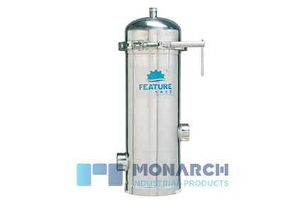 ECO Industrial Multi Cartridge Filter