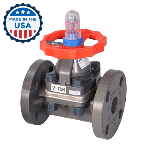 Hayward Diaphragm Valves