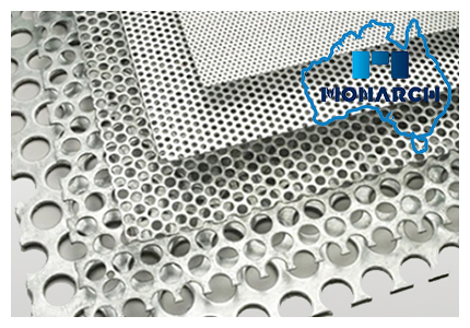 Perforated Strainless Sheets