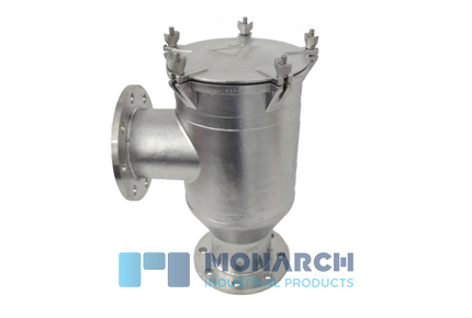 Simplex Basket Strainers in Stainless Steel