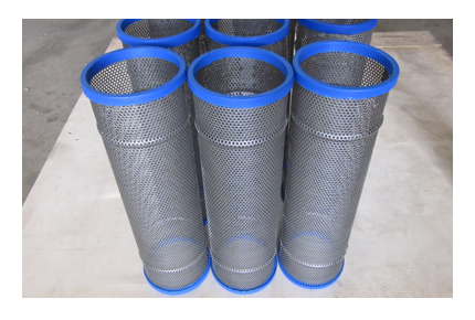 Replacement Perforated Strainer Screens