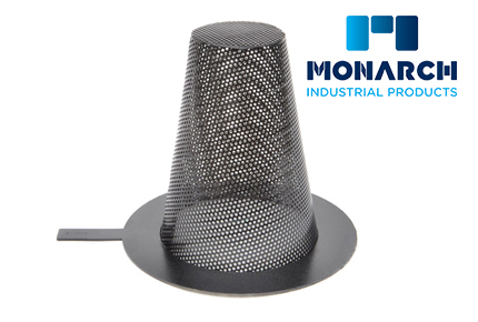 Monarch Temporary Basket Strainers