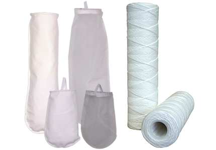 Filter Bags & Cartridge Filter Elements