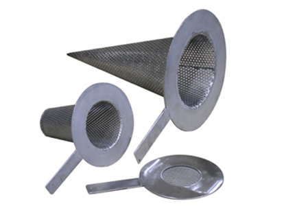Temporary Cone, Plate and Basket Strainers