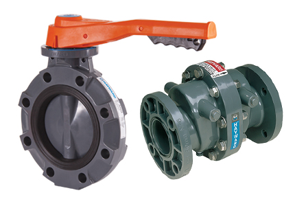 Hayward Industrial Valves and Flow Control