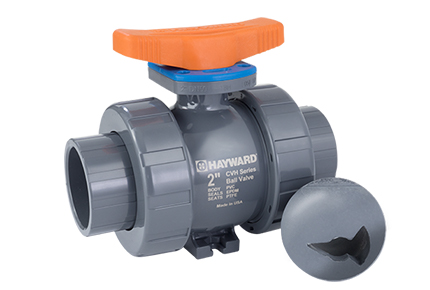 CVH Series Profile2 True Union Ball Valves